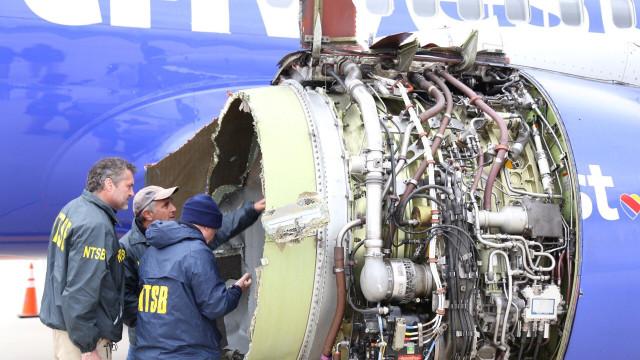 Identificada vítima mortal em acidente de avião que aterrou de emergência