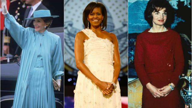 As icónicas primeiras-damas que marcaram a história dos EUA