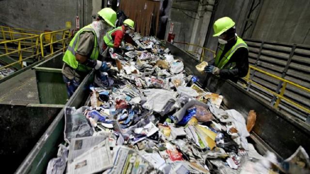 Apostas erradas do Governo comprometem reciclagem