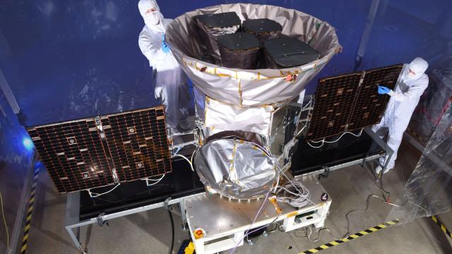 O novo telescópio 'caça-planetas' da NASA já foi lançado para o Espaço