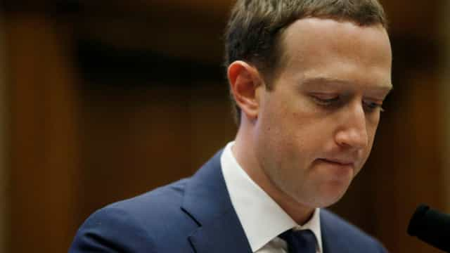 Facebook quer excluir utilizadores de novas regras de privacidade