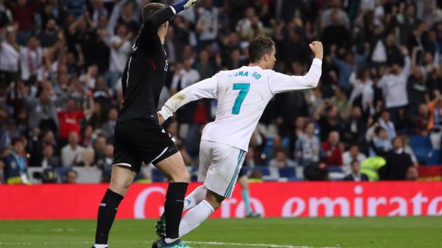 Internacional: Espanhóis rendidos ao calcanhar de Ronaldo