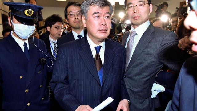 Vice-ministro japonês nega acusações de assédio mas renuncia ao cargo