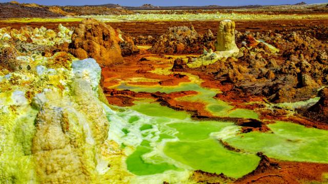Infernos na Terra: conheça os lugares mais quentes do planeta