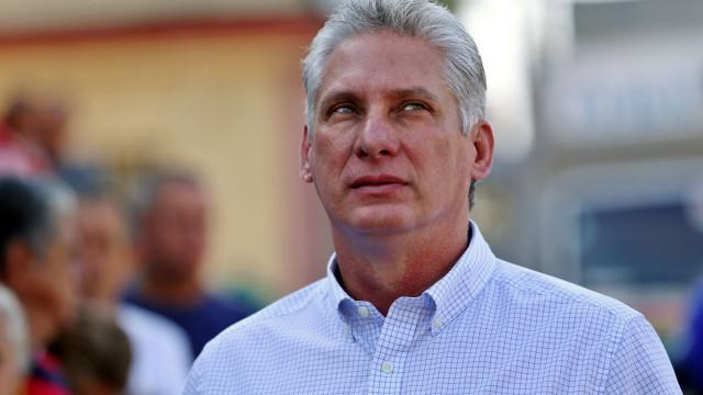 Miguel Diaz-Canel é o sucessor de Raúl Castro em Cuba