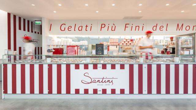 Santini inicia parceria com Glovo e Uber Eats