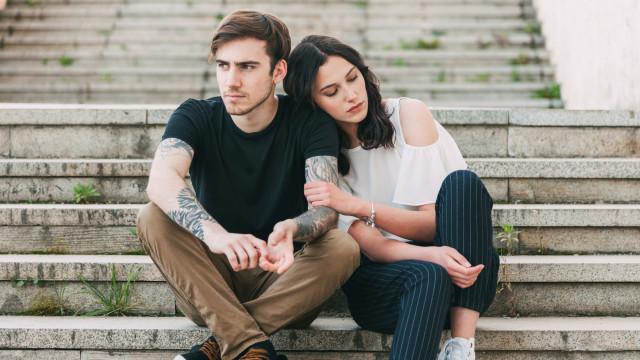A sua relação amorosa está 'morta'? Estes são os sinais