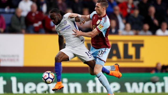 Chelsea vence no terreno do Burnley e consolida lugar europeu