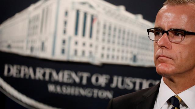 Antigo número dois do FBI enfrenta denúncia criminal