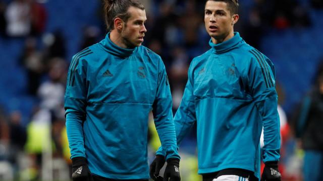 A reação de Bale a um pedido de Ronaldo fez Zidane perder a paciência