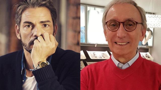 """Cláudio Ramos sobre Júlio Isidro: """"Fez-me uma coisa muito feia"""""""