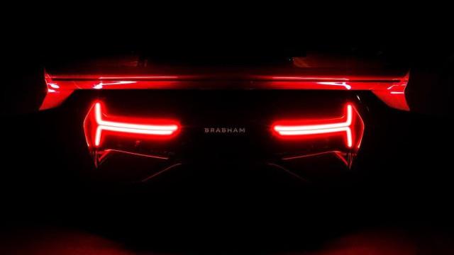 Novo 'monstro' da Brabham custará mais de um milhão de euros