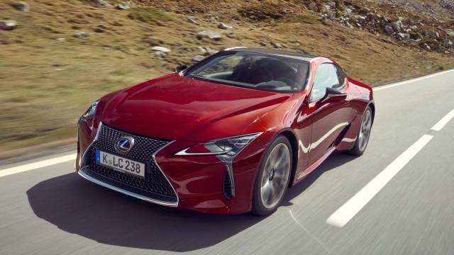 LC 500h Sport+, o Lexus que promete dar que falar