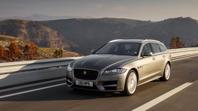 Está aí o Jaguar XF Sportbrake. Já conhece?