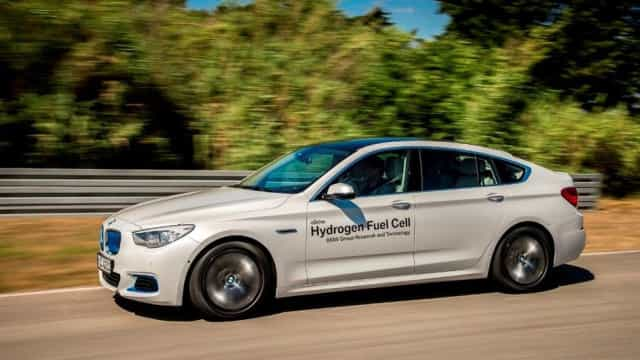 BMW já está a pensar em motores a hidrogénio