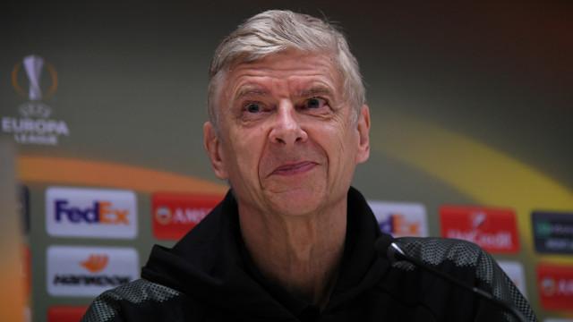Wenger assume desejo em conquistar a Liga Europa antes de sair
