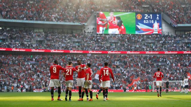 José Mourinho leva o Manchester United a mais uma final