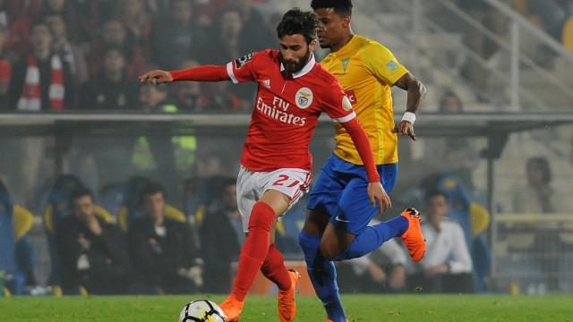 [1-1] Poste evita males maiores para o Benfica
