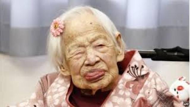 Mulher mais velha do mundo morre no Japão aos 117 anos