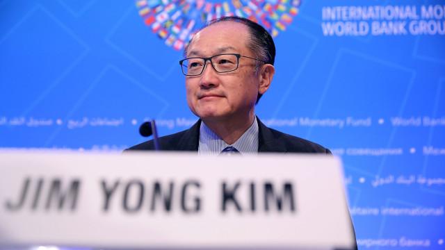 FMI: Banco Mundial aumenta capital em 13 mil milhões de dólares