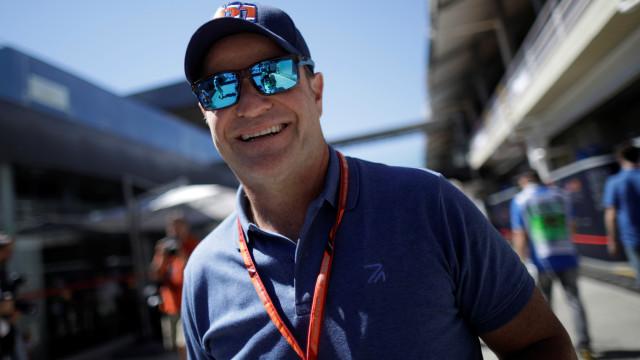 """""""A primeira vez que tentei visitar Schumacher disseram-me que não"""""""