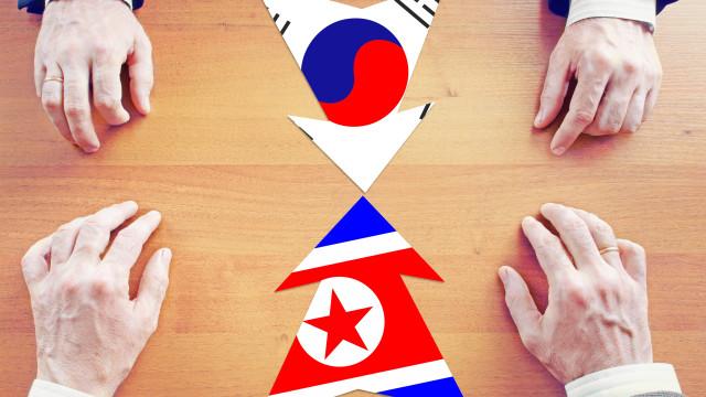 Reunião histórica intercoreana marcada por atos simbólicos de amizade