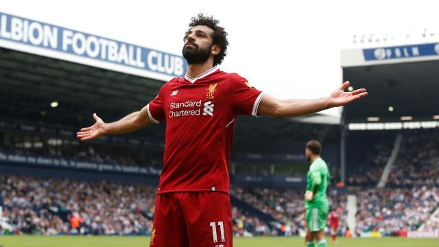 AS Roma explica por que razão vendeu Mohamed Salah