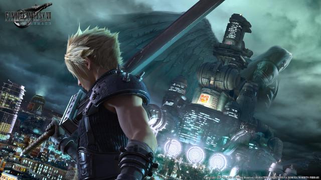 """Novo 'Final Fantasy VII' tem objetivo de """"ultrapassar o original"""""""