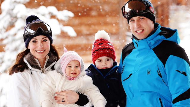 Bebés: O carisma dos adoráveis membros da realeza