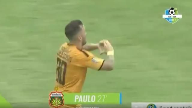 O golo de Paulo Sérgio na Indonésia que promete correr o Mundo