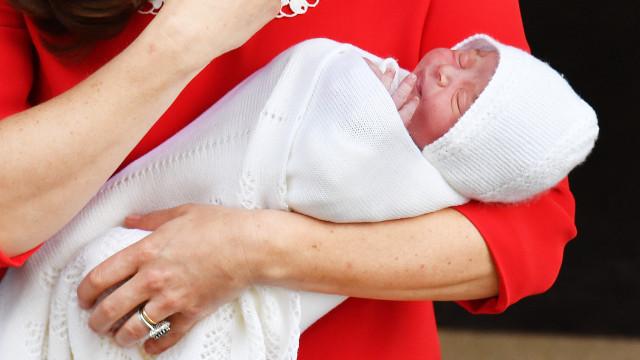 William e Kate: As primeiras imagens do bebé real
