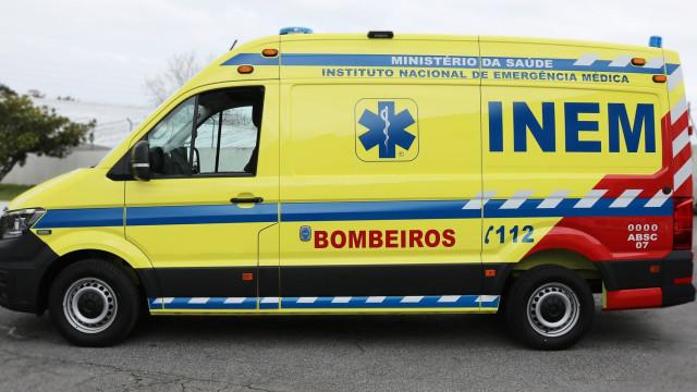 Homem ferido com gravidade após explosão de gás em Setúbal