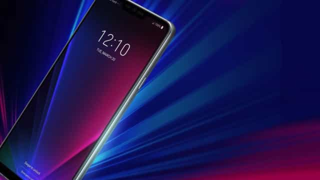 O novo topo de gama da LG foi revelado antecipadamente