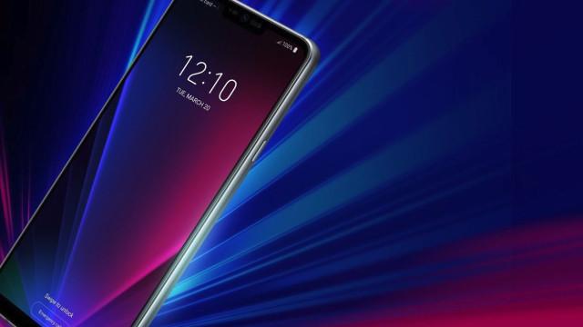LG prepara smartphone com dois ecrãs?