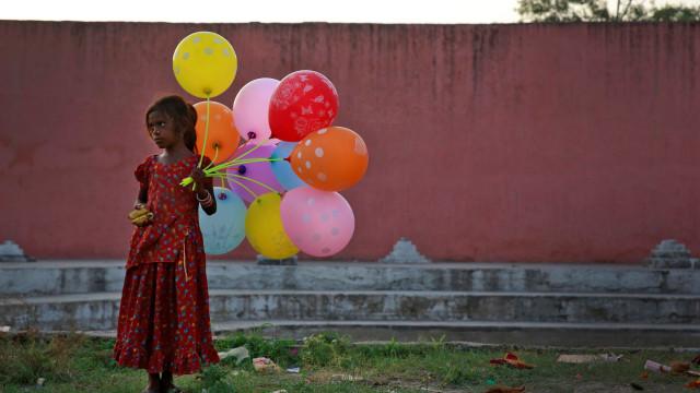 Pornografia, a culpada pelas violações de crianças na Índia