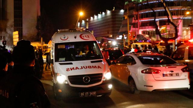 Pelo menos 15 migrantes mortos em acidente na Turquia