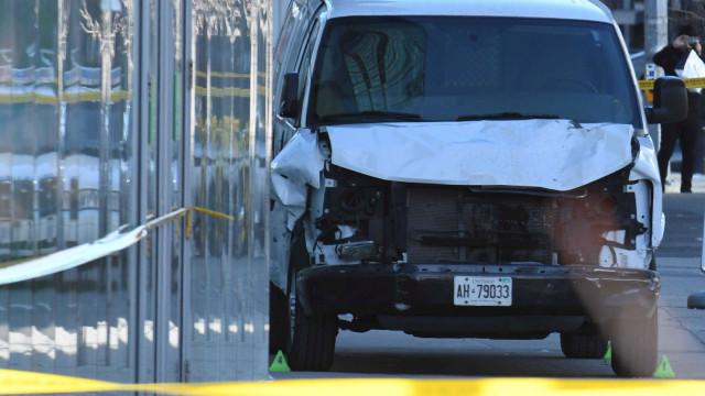 Lusodescendente ferida no atropelamento em Toronto sem nacionalidade lusa