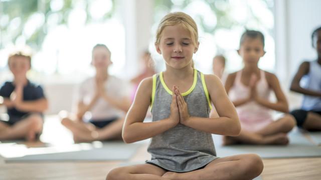 Vem aí um festival de Yoga e meditação para os mais novos