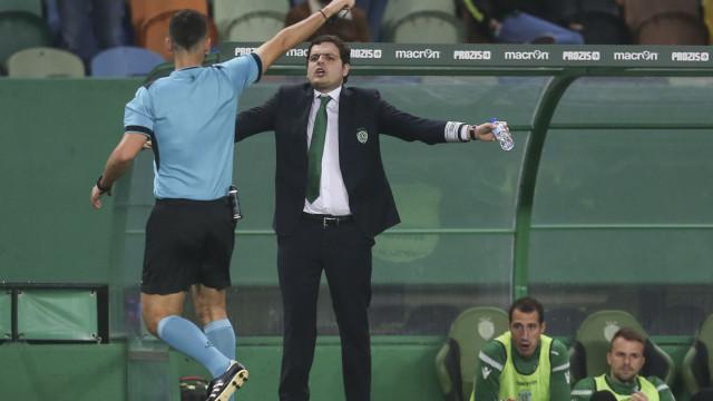 Conselho de Disciplina abre inquérito ao Sporting