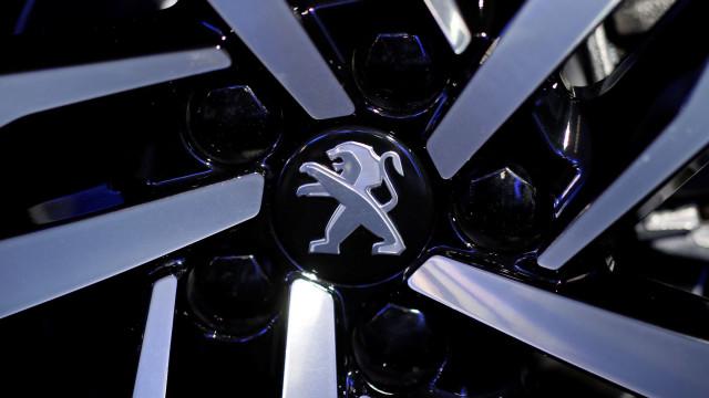 Volume de negócios do Grupo PSA sobe 42% no 1.º trimestre