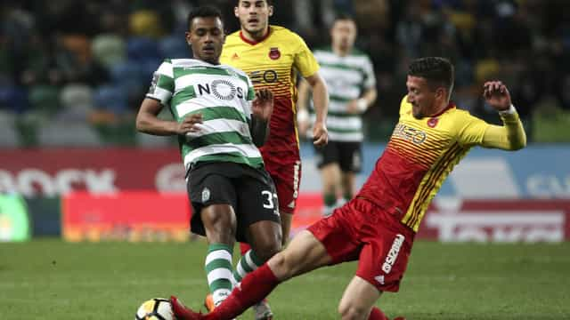 """""""Wendel gostaria de voltar ao Brasil, mas quem decide é o Sporting"""""""