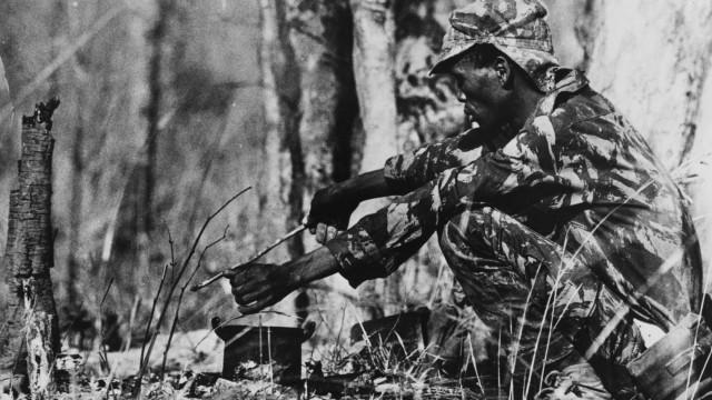 MPLA chacinou um quarto dos 'flechas' após fim da guerra colonial