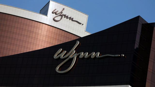 Receitas da Wynn Resorts cresceram 20,5% em seis meses