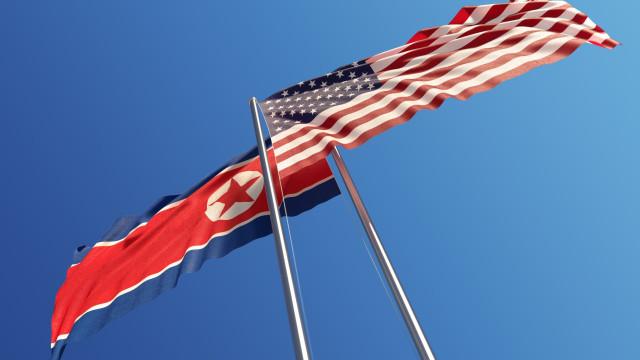 """Houve """"muitos progressos"""" em encontro com representante norte-coreano"""