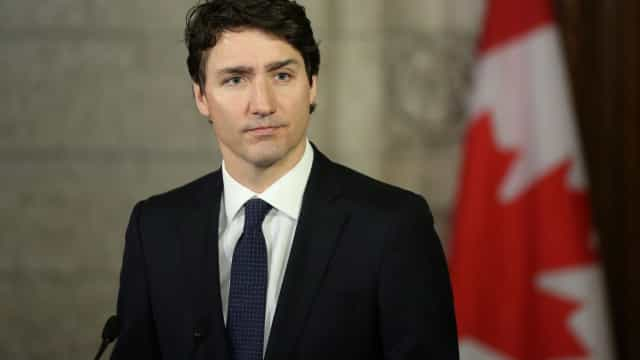 Justin Trudeau que recebeu gravações de Khashoggi dadas pela Turquia