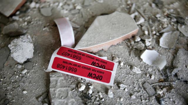 OPAQ visitou um segundo local de alegado ataque químico em Douma