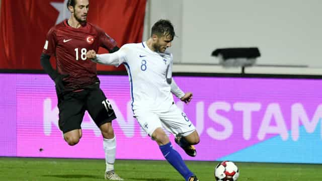 Internacional turco de 21 anos estará na mira do Benfica