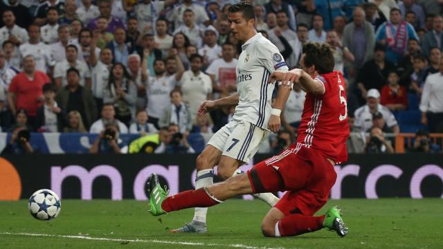 Para o 'assalto' à Baviera, Cristiano Ronaldo é a arma blanca