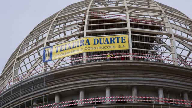 Proveitos operacionais da Teixeira Duarte cedem 9% em 2018