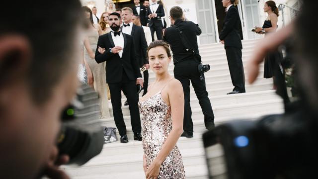"""Irina Shayk revela o seu """"segredo"""" para ficar em forma após ser mãe"""